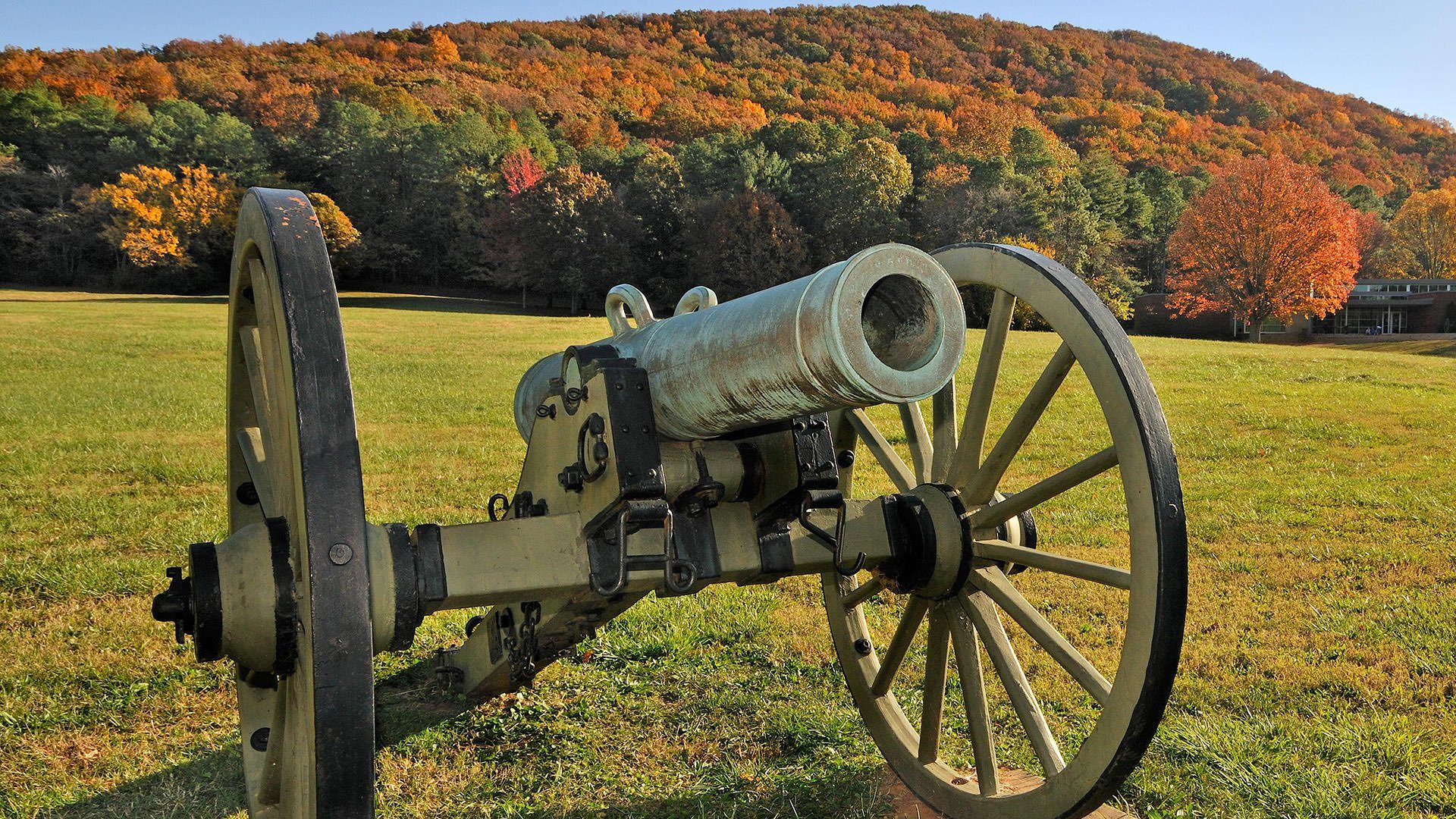 Header Image - Friends of Kennesaw Mountain National Battlefield Park